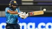 AUS vs SL, ICC T20 World Cup 2021: श्रीलंका ने ऑस्ट्रेलिया को 155 रनों का दिया लक्ष्य