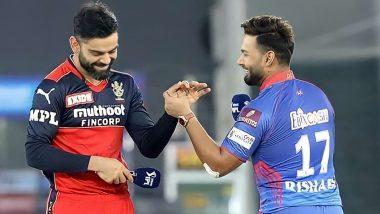 IPL 2021, RCB vs DC, Live Cricket Streaming Online: कब, कहां और कैसे देखें आरसीबी और दिल्ली की लाइव स्ट्रीमिंग और लाइव टेलिकास्ट