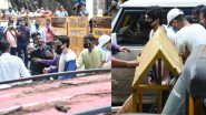 Aryan Khan Drug Case: आर्यन खान के लिए बॉम्बे हाईकोर्ट में पेश हो सकते हैं पूर्व एजी मुकुल रोहतगी