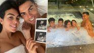 Cristiano Ronaldo: क्रिस्टियानो रोनाल्डो फिर से बनेंगे जुड़वा बच्चों के पिता, सोशल मीडिया पर शेयर की फैमिली की तस्वीरें
