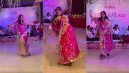 Viral Video: रोलर ब्लेड पर राजस्थानी लोक नृत्य कर महिला ने जीता सबका दिल, वीडियो हुआ वायरल