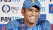 IND vs PAK: महेंद्र सिंह धोनी ने पांच साल पहले ही कर दी थी भविष्यवाणी, 'पाकिस्तान से हारेगी टीम इंडिया'- VIDEO हुआ वायरल