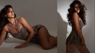 Disha Patani Hot Photos: दिशा पटानी ने हॉट ड्रेस में किया फोटोशूट, ग्लैमरस अवतार देख चमक उठेगी आंखें