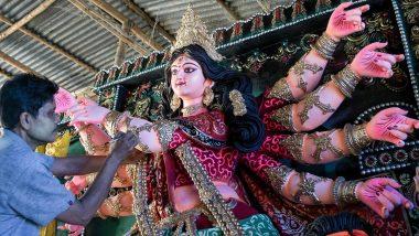 Shardiya Navratri 8th Day 2021: आज होगी माँ महागौरी की पूजा! धन-प्राप्ति के साथ होती हैं सभी मनोकामनाएं पूरी!