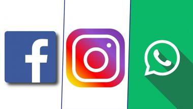Facebook, WhatsApp और Instagram की सेवाएं कई घंटों बाद फिर से हुईं शुरू, पूरी दुनिया में कल हुआ था डाउन
