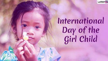International Girl Child Day 2021: क्यों मनाया जाता है अंतरराष्ट्रीय बालिका दिवस? जानें इसका इतिहास, उद्देश्य और सेलिब्रेशन से जुड़ी खास बातें