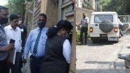 Aryan Khan Drugs Case: NCB के अधिकारी Shah Rukh Khan के घर मन्नत पहुंचे (Photos)
