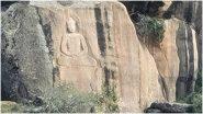 पाकिस्तान के प्रधानमंत्री इमरान खान को याद आए बुद्ध भगवान, दो हजार साल पुरानी प्रतिमा की तस्वीर शेयर कर कही ये बात