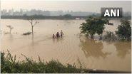 Uttar Pradesh: मुरादाबाद में भारी बारिश और बाढ़ ने किसानों की मेहनत पर फेरा पानी, धान सहित कई अन्य फसलें बर्बाद