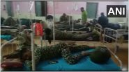 नॉनवेज खाने से बिगड़ी जवानों की तबियत, छत्तीसगढ़ के राजनांद गांव में ITBP के 21 जवान अस्पताल में भर्ती