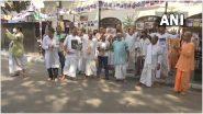 सड़कों पर उतरे ISKCON मंदिर के भक्त, दुनिया के 150 देशों में बंगाल हिंसा के खिलाफ विरोध प्रदर्शन
