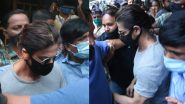 सेशंस कोर्ट ने आर्यन खान की जमानत याचिका की खारिज तो बेटे से मुलाकात करने जेल पहुंचे Shah Rukh Khan (Video)