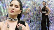 Sunny Leone ने ब्लैक कलर की साड़ी पहनकर दिखाया ऐसा जादू, देखकर खो जाएंगे उनकी खूबसूरती में