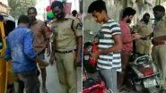 Video: हैदराबाद पुलिस सड़क पर लोगों का कर रही है फोन चेक, मैसेज और व्हाट्सऐप में 'ड्रग्स' चैट की कर रही है जांच, देखें वायरल वीडियो