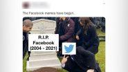 Facebook Viral Memes and Jokes: फेसबुक द्वारा अपना नाम बदलने की घोषणा के बाद इंटरनेट पर आयी मीम्स और जोक्स की बाढ़, देखें मजेदार रिएक्शन्स