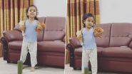 Viral Video: इस छोटी सी बच्ची ने गाया श्रीलंकन गाना 'Manike Mage Hithe', क्यूट वीडियो हुआ वायरल