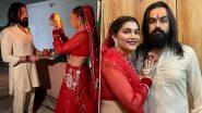 Sapna Choudhary Karwa Chauth Photos: सपना चौधरी ने पति वीर साहू के साथ शेयर की करवा चौथ की तस्वीरें, देखें फोटोज